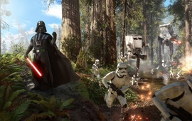 Star Wars Battlefront Game Screenshot