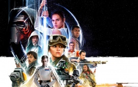 Star Wars Rogue One Characters
