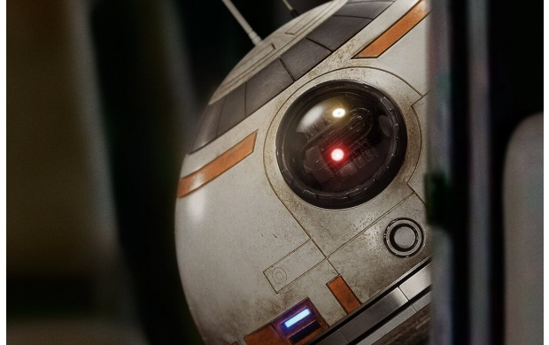 Star Wars The Force Awakens BB-8 Wallpapers