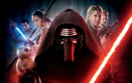 Star Wars The Force Awakens Hollywood Movie