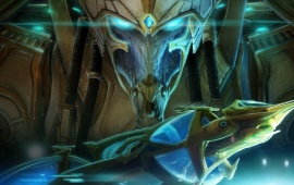 Starcraft 2: Legacy Of The Void Poster