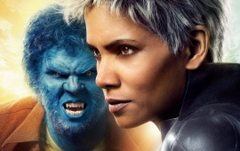 Storm And Beast X-Men Days Of Future Past 2014