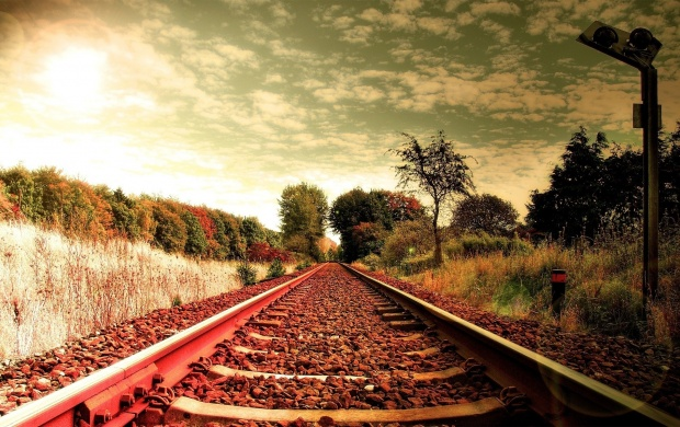 Straight Railway (click to view)