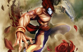 Street Fighter X Tekken Vega