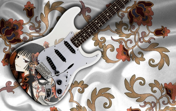 Stylish Guitar (click to view)