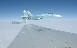Su-27 Flankers