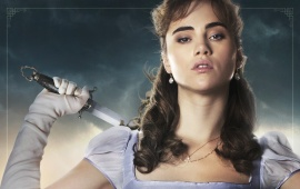 Suki Waterhouse As Ketty Bennet Pride And Prejudice