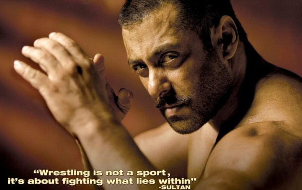 Sultan Movie First Look (click to view)