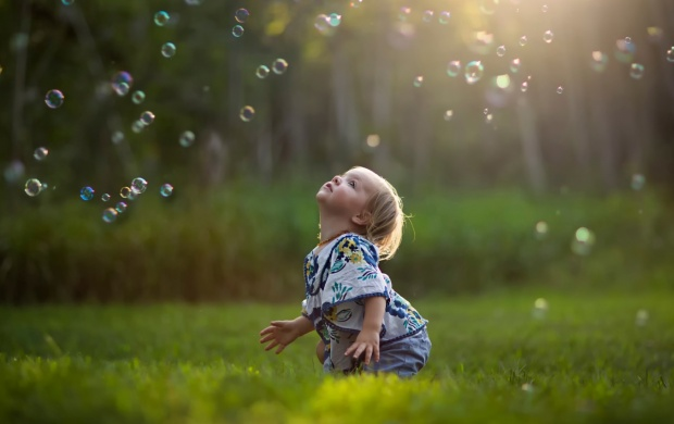 Summer Baby Bubbles (click to view)