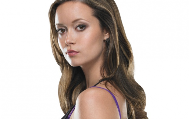 Summer Glau Looking Back (click to view)