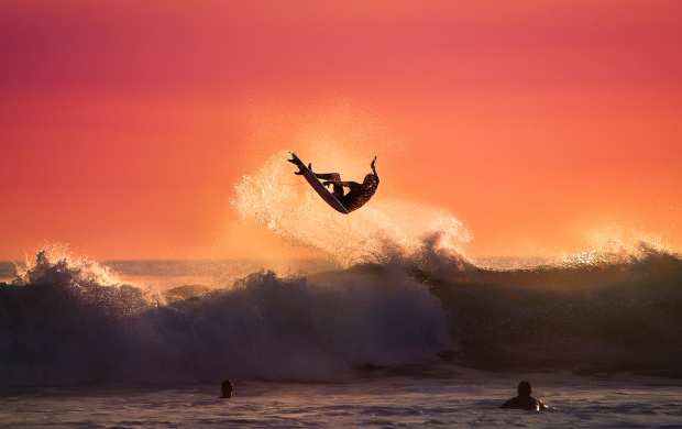Summer Ocean Surfing Sports (click to view)