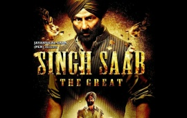 Sunny Deol In Singh Saab The Great Movie