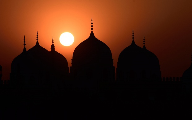 Religious hd wallpapers free wallpaper downloads religious hd 2833 views sunset near bahawalpur voltagebd Choice Image