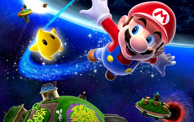 Super Mario Galaxy (click to view)