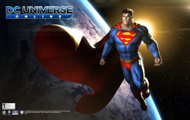 Superman DC Universe Online 2013 (click to view)