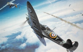Supermarine Spitfire Art