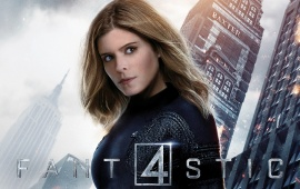Susan Storm As Kate Mara Fantastic Four 2015