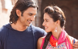 Sushant Singh Rajput And Kiara Advani In M.S. Dhoni The Untold Story