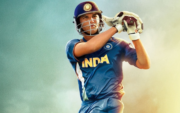 Sushant Singh Rajput Hits A Six M.S.Dhoni The Untold Story (click to view)