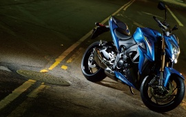 Suzuki GSX-S1000 2016 On Road