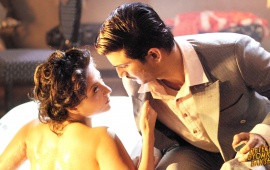 Swastika And Sushant In Detective Byomkesh Bakshy