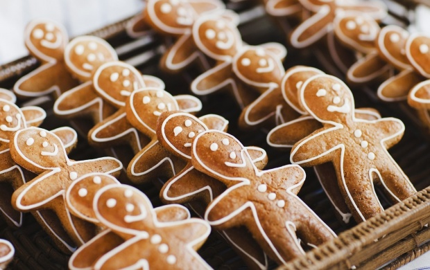 Sweet Gingerbread Man (click to view)