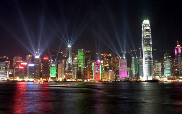 Symphony Of Lights Hong Kong (click to view)