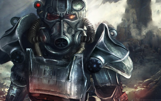 T 60 Power Armor Fallout 4 (click to view)