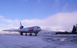 Tam Inflight Airlines Bariloche