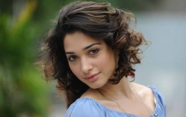 Tamanna Blue Dress
