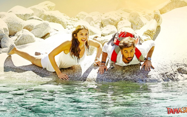 Tamasha Movie First Look (click to view)