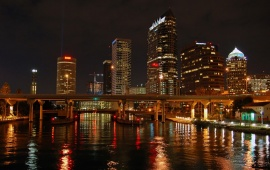 Tampa Bay Night