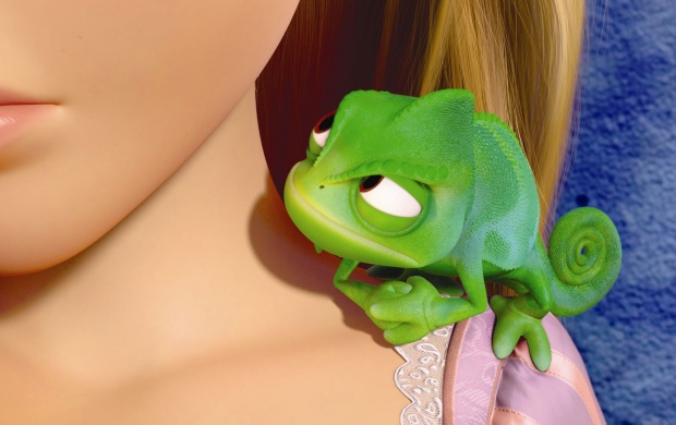 Tangled Frog (click to view)