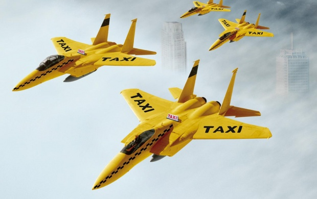 Taxi Jets (click to view)