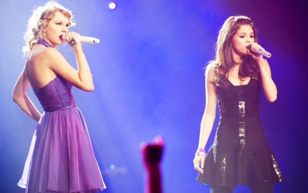 Taylor Swift And Selena Gomez (click to view)