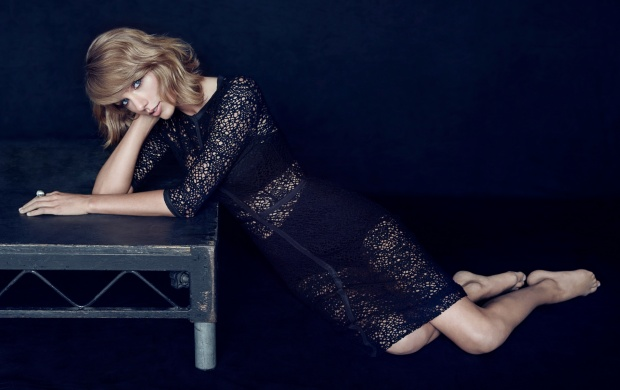 Taylor Swift Billboard (click to view)