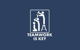 Team Work Is Key