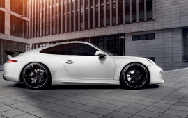 Techart Porsche 911 Carrera 4 2013