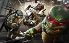 Teenage Mutant Ninja Turtles: Out Of The Shadows 2013