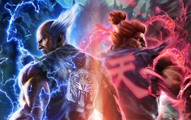 Tekken 7 Heihachi And Akuma