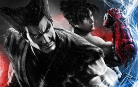 Tekken Tag Tournament 2 Key Art