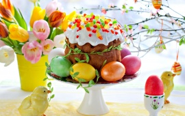 Tempting Easter Goodies