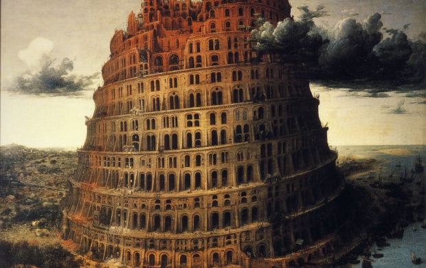 The -Little- Tower Of Babel (click to view)