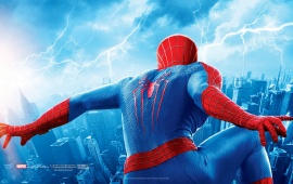 The Amazing Spider Man 2 2014 Banner