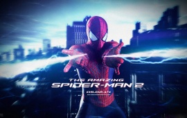 The Amazing Spider-Man 2 Film Cover