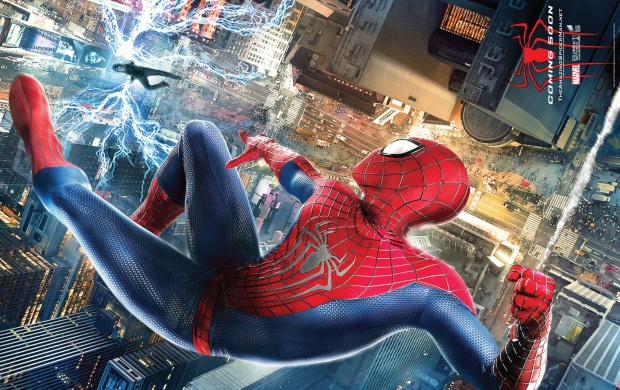 The Amazing Spider-Man 2 New Posters (click to view)