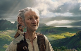 The Bfg Movie Stills