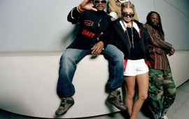 The Black Eyed Peas Band