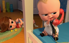 The Boss Baby Movie Stills