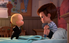 The Boss Baby Movies Stills